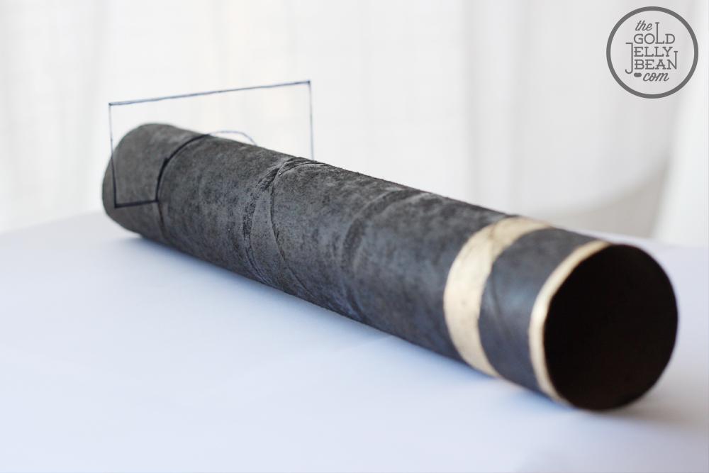 Telescope Paper Craft