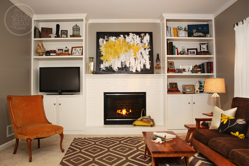 Tuesday tips living room makeover on a budget the gold for Living room makeovers