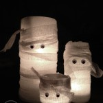 Mummy Candles
