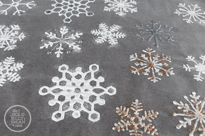Window Cling Decorations diy snowflake window clings (plus tips and the best method) | the